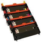 4 Pack Remanufactured Color Toner Cartridge for Dell 3110cn 3115cn 3110 3115