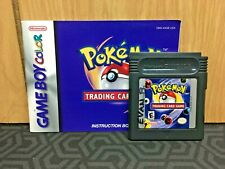 Pokemon Trading Card Game - Nintendo Game Boy Color **AUTHENTIC** Tested!