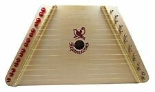 Handmade Hard Wood Lap Harp - Easy To Play for Young Musicians By Music Maker