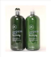 Paul Mitchell Tea tree Lavender shampoo and conditioner 33.8 fl.oz. liter duo