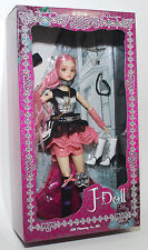 Jun Planning J-Doll Joseph Splatz X-105 Fashion Poseable Pullip Collection RARE