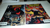 Batman Beyond Universe 1 - 16 (DC, 2015) First Print Complete 16 Issue Series