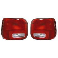 NEW PAIR OF TAIL LIGHTS FIT DODGE B1500 B2500 B3500 1995-1998 CH2800142 4882684