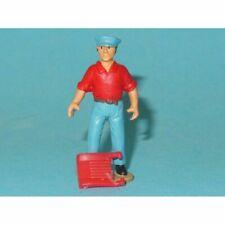 DTF196 - DINKY TOYS - Daf - Dossier siège AV rouge - 508