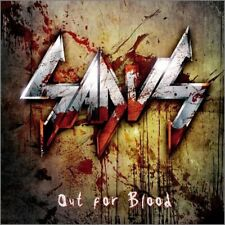 """Sadus """"Out for blood"""" CD 2006"""