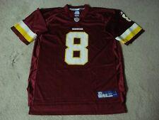 Reebok Nfl Washington Redskins #8 Brunell Jersey Mens Size Xlarge