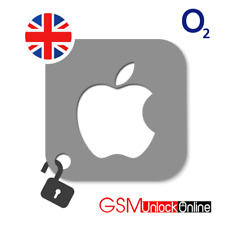 Factory Unlock Service For iPhone 4 5 6 6S 6S+ SE 7 7+ O2 Tesco GiffGaff UK