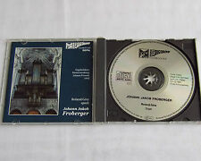 Roland GOTZ/FROBERGER (Organ Klosterneuburg Johann Freund 1642) GERMANY CD (1992