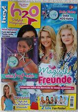 H2O Plötzlich Meerjungfrau Magazin + Süße h2o Kette - 01/2016 -