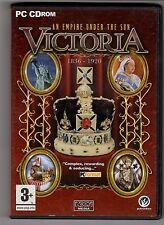(GW107) un imperio bajo el sol: victoria de 1836-1920 - 2003 CD del juego