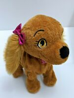 Club Petz Lucy The Dog Sing And Dance Battery Operated Interactive Plush Toy