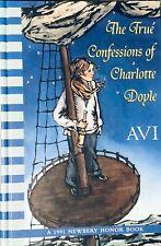The True Confessions of Charlotte Doyle by Avi (2003, Hardcover) like new