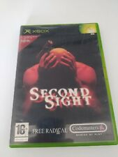 Microsoft XBOX - Second Sight - Complet - Etat Correct