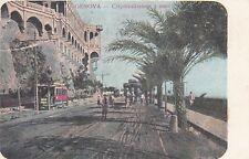 Ansichtskarte Italien   Genua  -  Genova  Circonvallazione a Mare