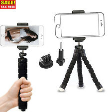Cell Phone Stand Tripod For iPhone X 8 8 Plus 7 7 Plus Samsung Galaxy S8 S7 Sony