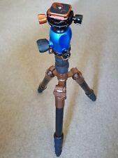 Three Legged Thing Nigel carbon fibre tripod w. monopod leg & Airhed ball head
