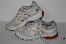 Adidas adiStar Ride 4 Running Shoes, #G45876, White/Red/Pearl, Womens US 6.5