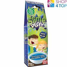 SLIME PLAY GOO BLUE SLIMY GELLI BAFF JELLY BATH KIDS CHILDREN NEW