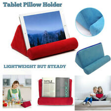 Tablet Pillow Holder Stand Pad Reader Bed Sofa Reading Support Cushion For iPad