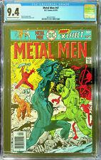 Metal Men #47 (Aug-Sep 1976, DC) CGC 9.4