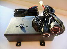 Detector/Sensor de ultrasonidos para el uso con sistemas de alarma de coche de 12 Voltios-Nueva En Caja