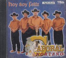 CAPORAL NORTENO HOY SOY FELIZ CD Nuevo Sealed