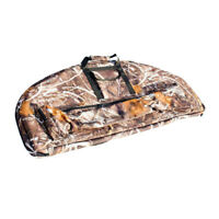 Compound Bow Bag Holder Carry Case Outdoor Hunting 115x45x4cm, Camouflage
