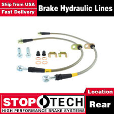 Toyota SU003-04681 Disc Brake Hydraulic Hose