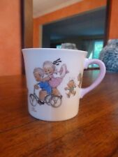 Rare Shelley Mabel Lucie Attwell Look at the Fairies Nursery Ware Bone China Mug