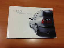 2002 saab owners manual