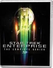 Star Trek Enterprise: The Complete Series (DVD,2005)