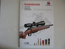 WINCHESTER  MAGAZINE  2018  PRODUCTS
