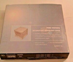 Fire Hoods Intermescent Downlight Cover