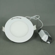 Globo  LED Einbauspot weiß klein