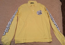 POLO DSQUARED 2 - TALLA L - AMARILLO
