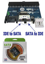 Sata to IDE and IDE to SATA Converter Adaptor for CCTV compliant with SATA1.0