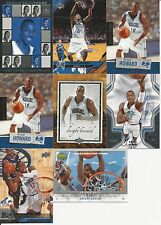 Dwight Howard 8 Card Lot Upper Deck Artifacts Rookie Debut SP Game Used