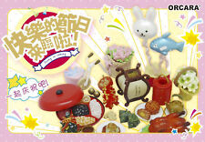 ORCARA Chinese happy festival celebration Snack 8 PCS