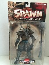"Dark Ages Spawn Series 19  The Samurai Wars Scorpion Assassin 7""in Figure"