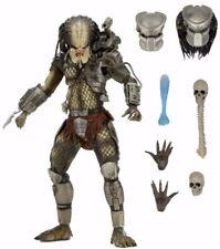NECA Predator 7In Scale Figura Azione Ultimate Jungle Hunter DA COLLEZIONE