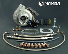 "SALE- MAMBA GTX  9 Blade 3"" TD05H-18G 7cm TURBO KIT FOR TOYOTA LandCruiser 1HZ"