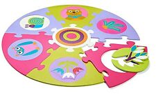 Oops Little Helper 'Forest' Vibrant Soft Foam Puzzle Playmat Brand NEW