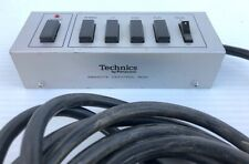 TECHNICS RP-9677 Wired Remote Control For RS-677 Cassette Deck, Poss. Reel To R