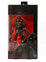 "Hasbro #24 Star Wars Rogue One Black Series K-2SO 6"" Action Figure NISB"