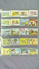 Collection Of 153 Foreign Disney Postage Stamps