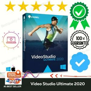 Professional Video Studio Editing Ultimate 2021 Instant Download