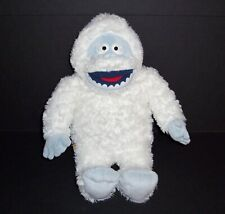 "18"" Build A Bear Bumble The Abominable Snowman Rudolph Reindeer Snow Monster"