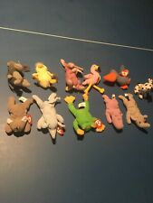 11 Teenie Beanie Babies From Mcdonald's (all With Tags)