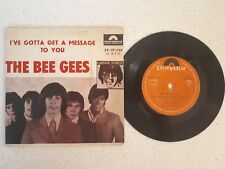 EP THE BEE GEES    ---I'VE GOTTA GET MESSAGE TO YOU+3   ***ISRAEL***
