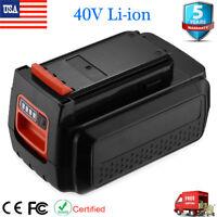 For Black & Decker LBX2040 40V MAX Lithium-Ion Battery LBX36 LBXR36 LST136 2.5Ah
